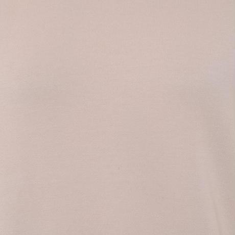 プラスプラス +2 長袖スウエット コットン混合ストレッチ ベージュ
