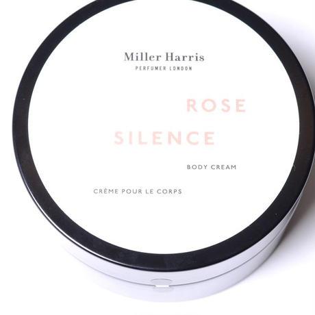ミラーハリス Miller Harris ボディクリーム シアバターココナッツオイルなど ローズサイレンス