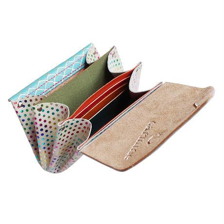 レザーミニウォレットメモリー【Leather Mini Wallet Memory】