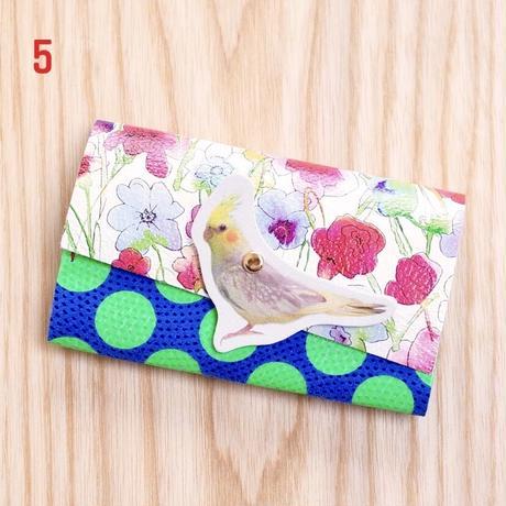 カスタマイズオーダー!レザーカードケース ホックタイプ【Leather Card Case  hook type】