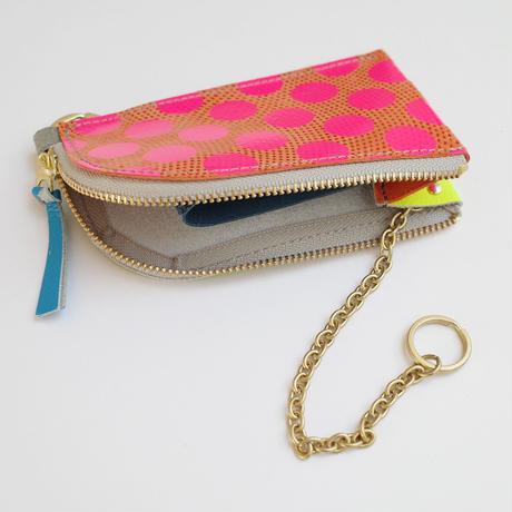 パーツのみ【C】エコカードコインケースカスタム用キーチェーン☆【C】〈Inner Key Chain〉for Eco Card Coin Case Custom