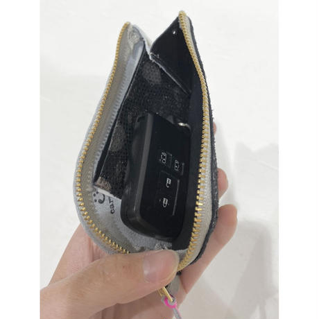 エコカードコインケースカスタム本体 ☆ Eco Card Coin Case Custom