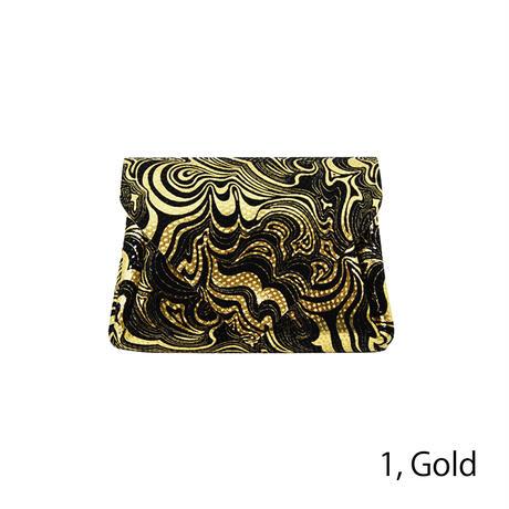 レザーミニウォレットマーブル【Leather Mini Wallet Marble】