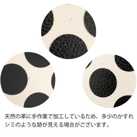 コンパクトウォレットクリアドット 【Compact Wallet Clear Dot  】