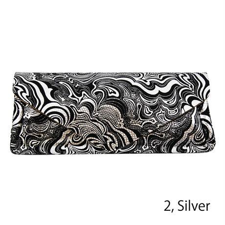レザーロングウォレットマーブル【Leather Long Wallet Marble 】