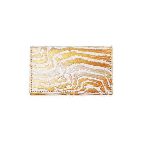 レザーカードケース メタルファントム【Leather Card Case Metal Phantom】