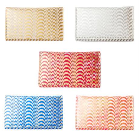 レザーカードケース 鯉【Leather Card Case Koi】