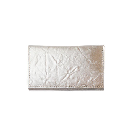 レザーカードケース メタル【Leather Card Case Metal】