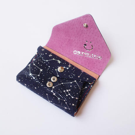 数量限定販売!!スターリーミニショルダーとコンパクトウォレットのセット 【Starry crossbody bag & compact wallet set】