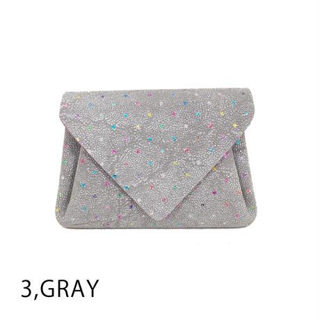 レザーミニウォレット シュガー 【Leather Mini Wallet Sugar】