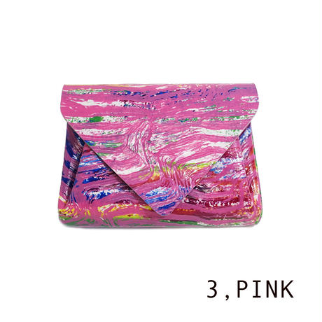 レザーミニウォレットファントム【Leather Mini Wallet Phantom】