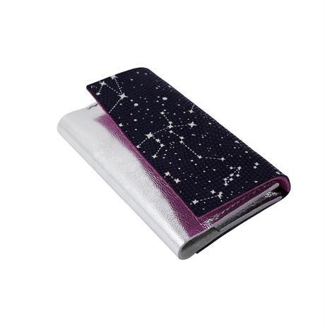 レザーカードケース スターリー【Leather Card Case Starry】