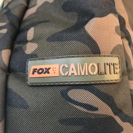 FOX  カモライト ロッドスリーブ 12ft  3ロッド