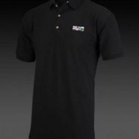 DELKIM ポロシャツ  ブラック