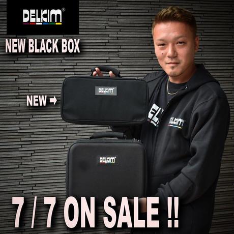 DELKIM ブラックボックス-ストレージケース