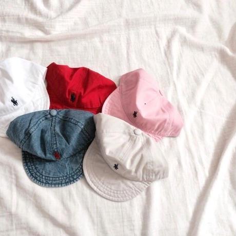 kids★cotton cap