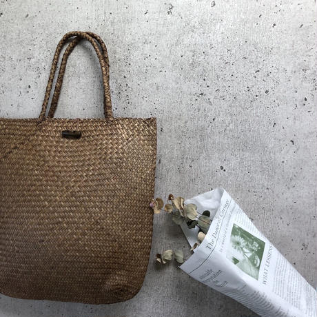 【ladies】rattan bag