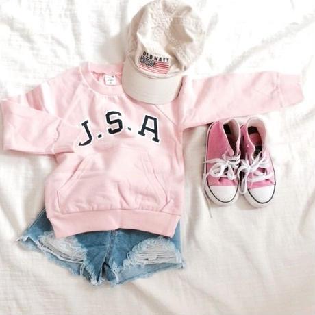 kids★USA pullover