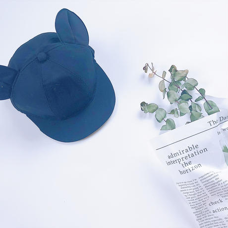 【大人用】mouse ear cap