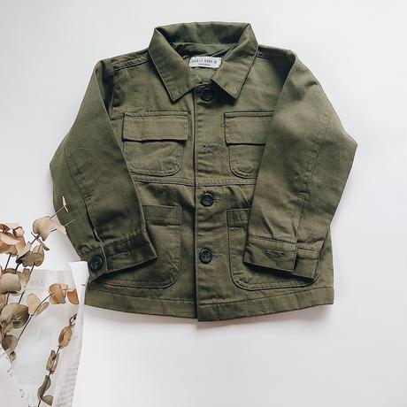 kids★khaki military jacket