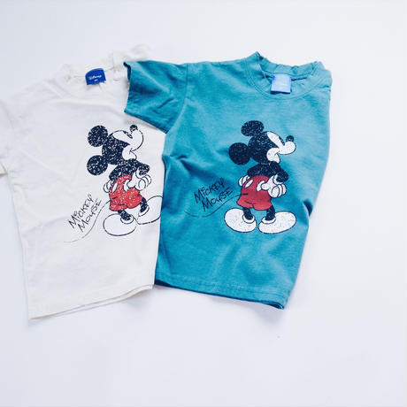 kids★damage mickey T shirt