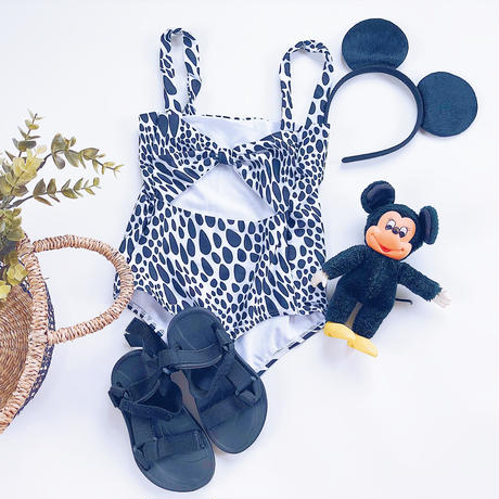 kids★Dalmatian swim wear