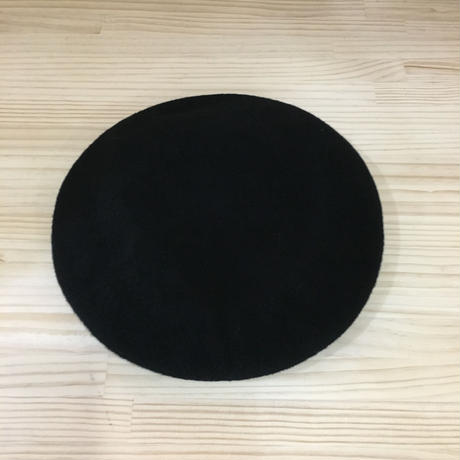 Nine Tailor / N 277 / Chilk Beret (BLACK)