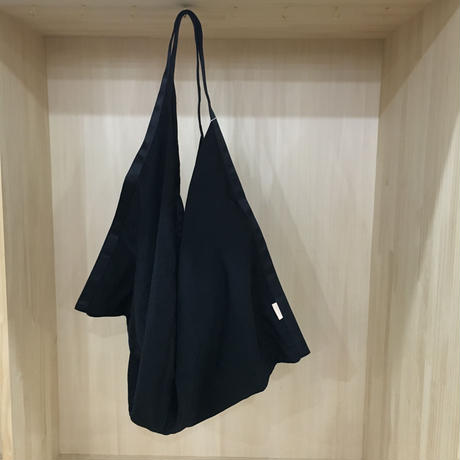 Hender Scheme / ORIGAMI BAG BIG (BLACK)