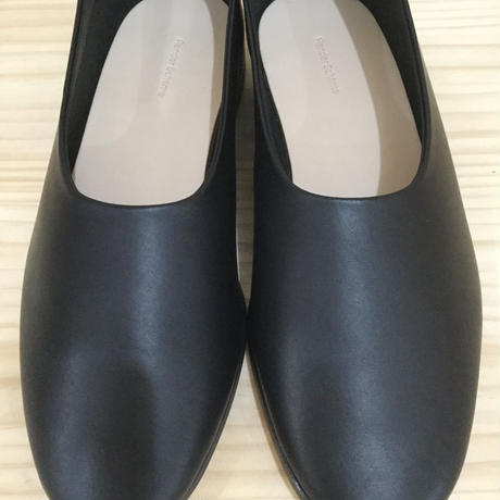 Hender Scheme / FOOT CAST SLIP ON (BLACK)