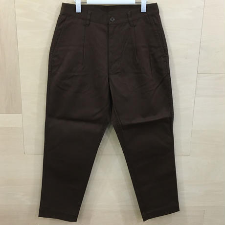 Fresh Service / FSW 19 PT01 / Dickies Pants (BROWN)