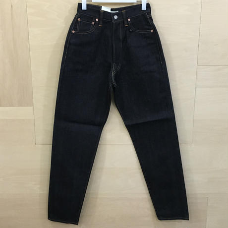 LENO & CO / LUCY Hight Walst Tapered Jeans (DENIM)
