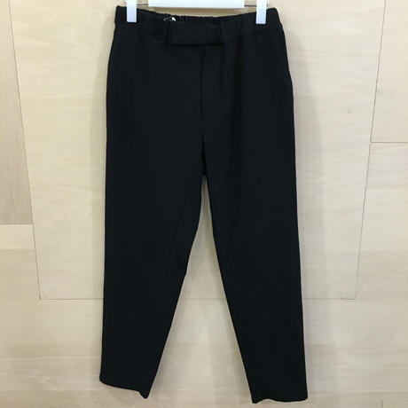 Graphpaper / GL193 40039B / Meryl Nylon Cook Pants (BLACK)