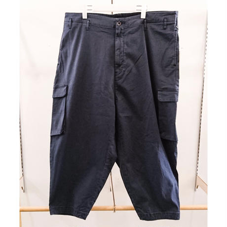 my beautiful landlet / WM06 PT1171062A / COTTON BIOWASH BIG PANTS