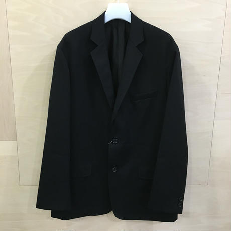Graphpaper / GM193 20115B / Selvage Wool Jacket (BLACK)