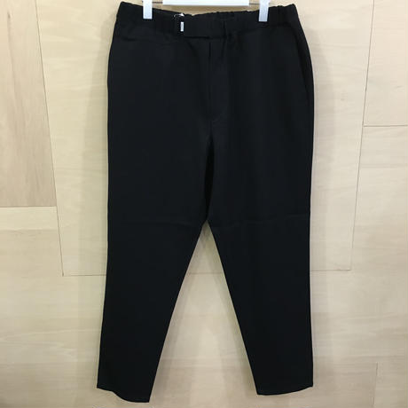 Graphpaper / GM193 40118B / Selvage Wool Cook Pants (NAVY ST)