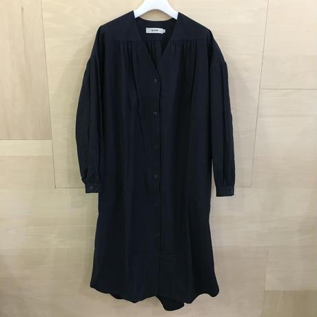 KLOKE / KLWPC 3102 / Desert Smock Dress (INK)