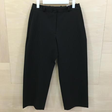 YAECA / 09603 / 2WAY パンツ ストレート (BLACK)