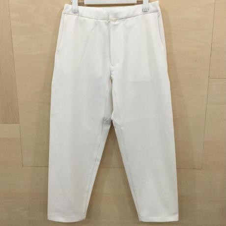 YAECA / 01613 / 2WAY パンツ スタンダード (WHITE)