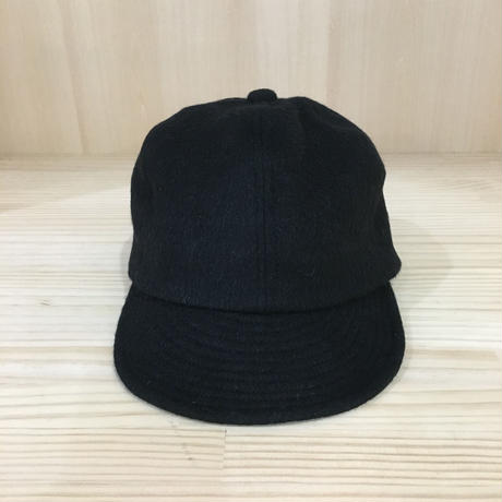 Nine Tailor / N 278 / Shaggy Cap (BLACK)