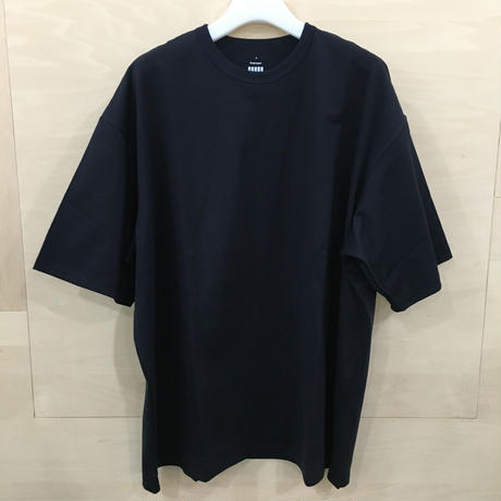 Graphpaper / GM201 70148B / Jersay S/S TEE (NAVY)