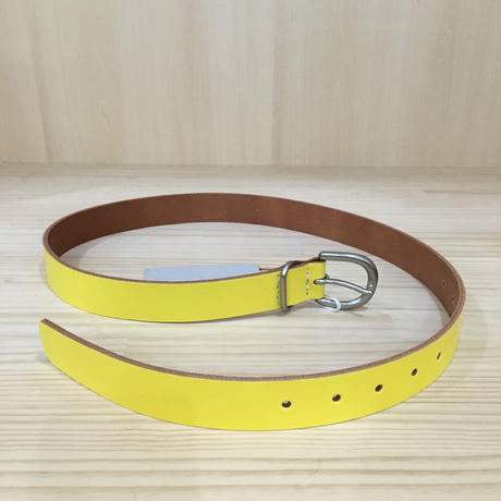Hender Scheme / TANNING BELT (YELLOW)