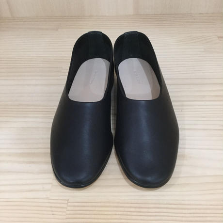 Hender Scheme / FOOT CAST SLIP ON (BLACK)
