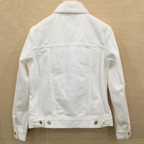 YAECA / 16 11WH / デニム ジャケット (WHITE)