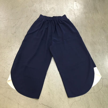 HENRIC VIBSKOV / Email Circle Pants (NAVY)