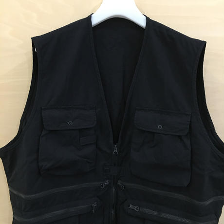 Fresh Service / FSW 19 VT 01 / Travel Vest (NAVY)