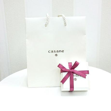 K10/【SANYO MUSUBI COLOR / 三葉結びカラー】淡水パールブレスレット (YG/PG/WG 3色展開)
