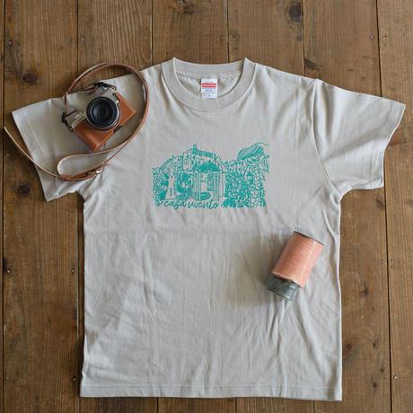 casa VIENTO オリジナルTシャツ
