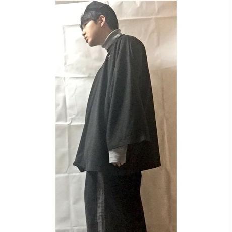超oversizeカットソー BLACK