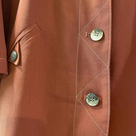 ポケットとステッチと色が超いいusedシャツ