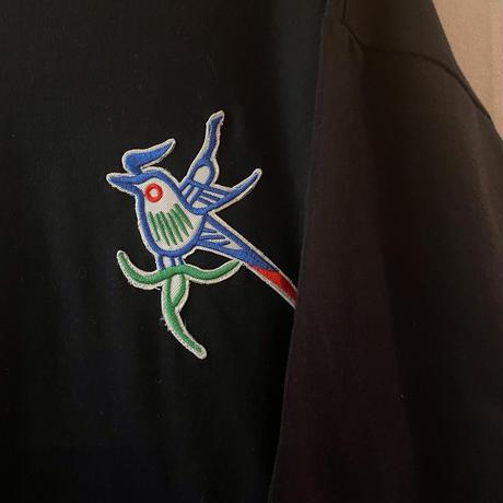 イーソーの鳥って実際かなりかわいいよなビッグシルエットTee